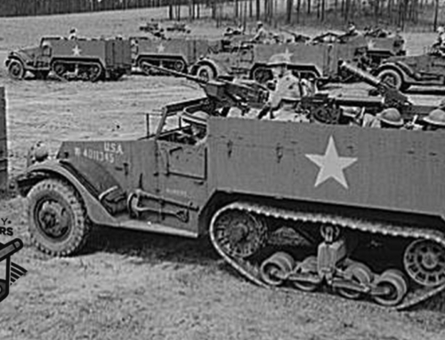 M2 Half Track Car: Military Collectors History